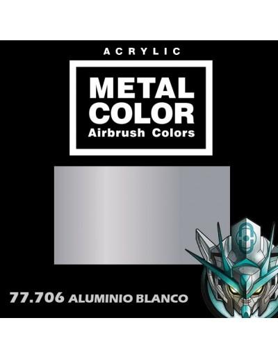 77706 - ALUMINIO BLANCO - METAL COLOR