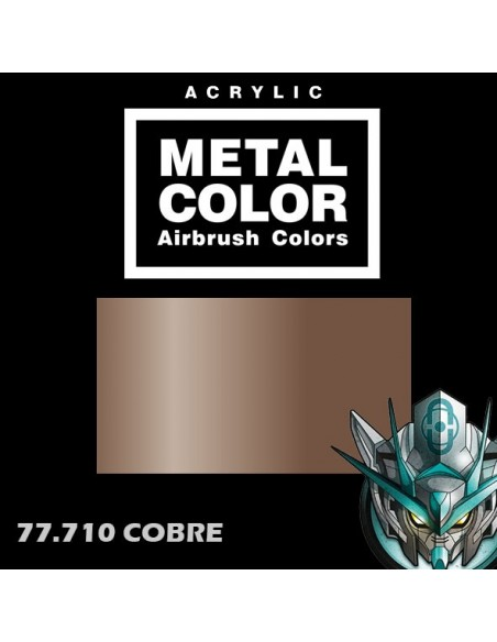 77710 - COBRE - METAL COLOR