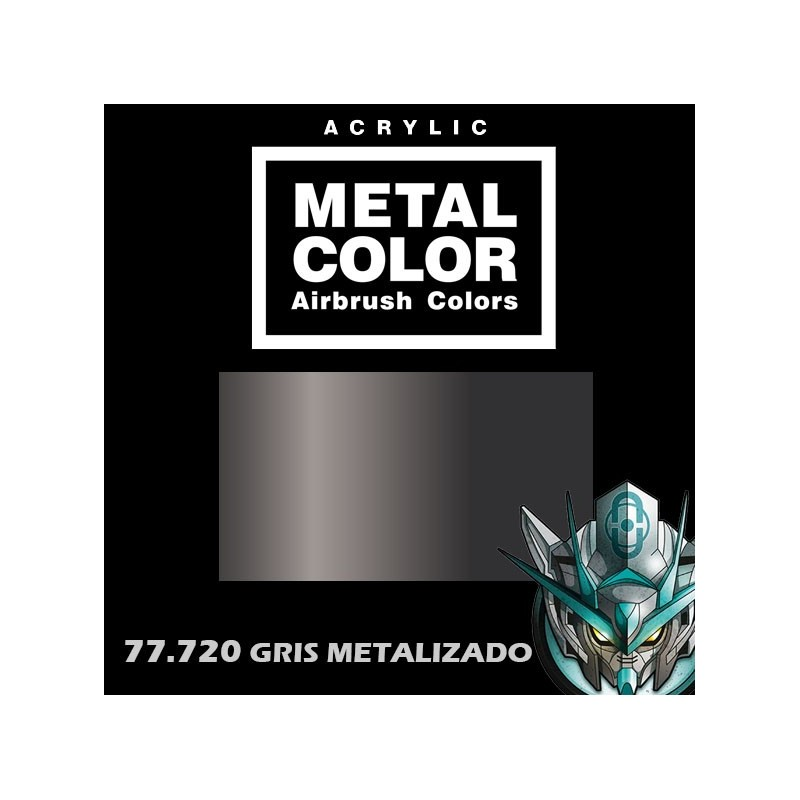 77720 - GRIS METALIZADO - METAL COLOR