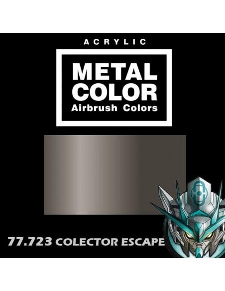 77723- COLECTOR ESCAPE - METAL COLOR