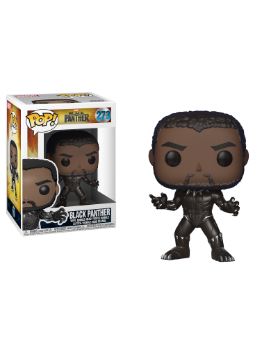 POP! BLACK PANTHER - BLACK PANTHER
