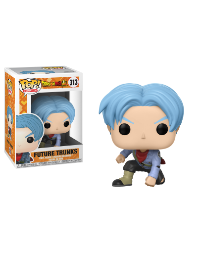 POP! ANIMATION: DRAGON BALL Z - FUTURE  TRUNKS