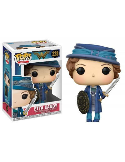 POP! WONDER WOMAN - ETTA