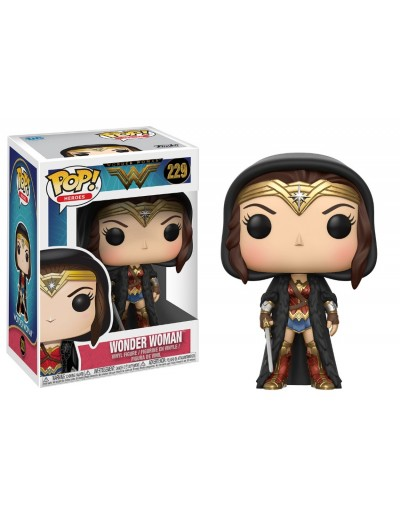 POP! WONDER WOMAN - WONDER WOMAN