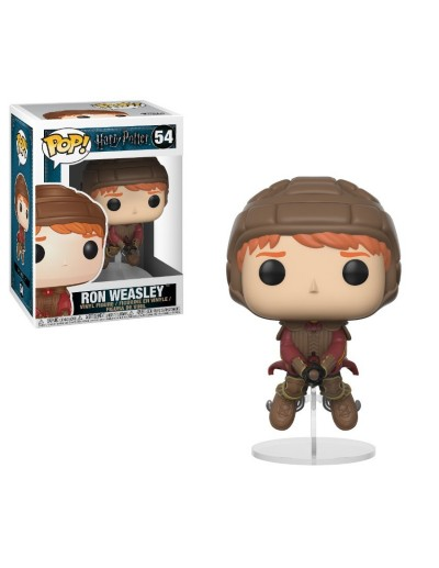 POP! HARRY POTTER - RON WEASLEY ON BROOM