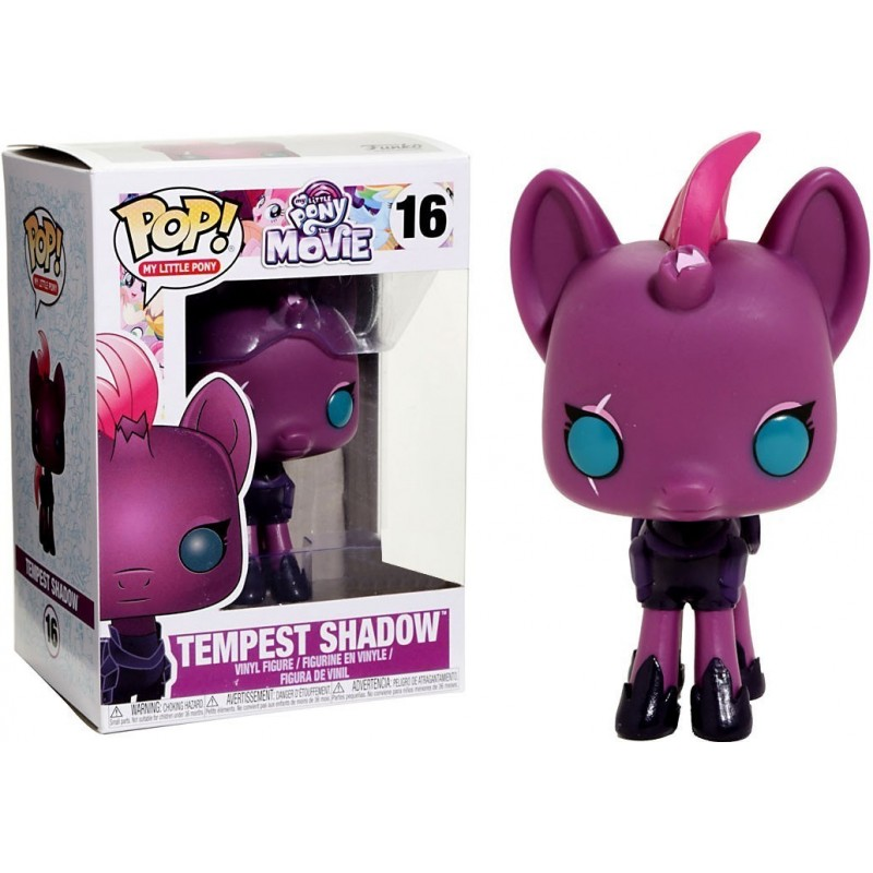 POP!  MY LITTLE PONY MOVIE - TEMPEST SHADOW (Exclusive)
