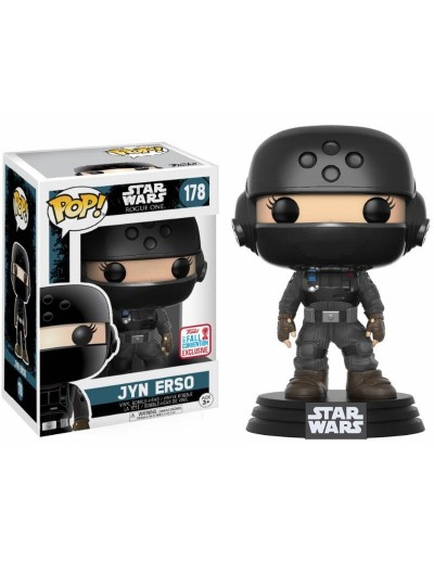 POP! STAR WARS ROGUE ONE: JYN ERSO (Exclusive)