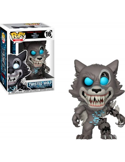 POP! GAMES FIVE NIGHTS AT FREDDY'S - TWISTED WOLF