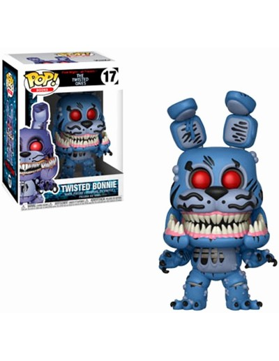 POP! GAMES FIVE NIGHTS AT FREDDY'S - TWISTED BONNIE