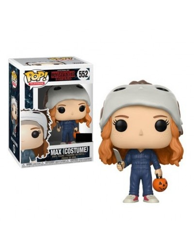 POP! STRANGER THINGS 2 - MAX (CUSTOM)
