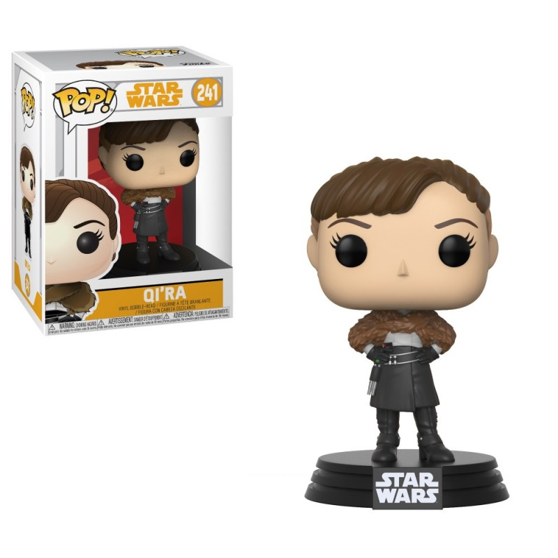 POP! STAR WARS SOLO - QI'RA