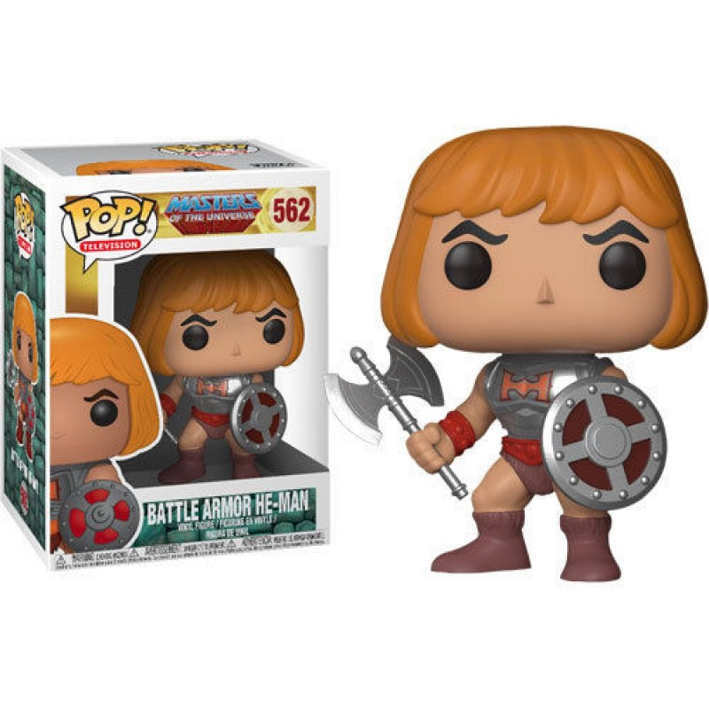 POP! MASTERS OF THE UNIVERSE - BATTLE ARMOR HE-MAN