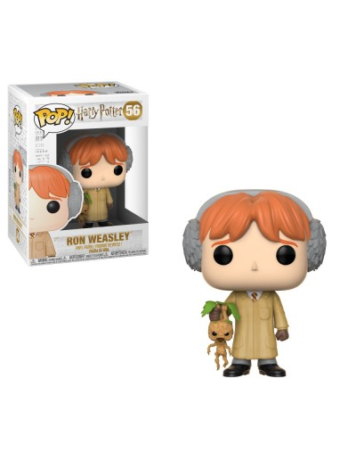 POP! HARRY POTTER - RON HERBOLOGY