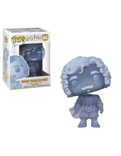 POP! HARRY POTTER - NEARLY HEADLESS NICK