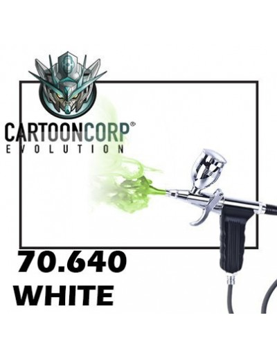 70640 - WHITE PRIMER - MECHA COLOR