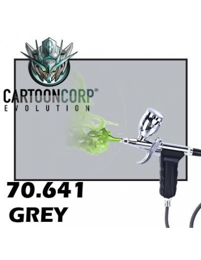70641 - GREY PRIMER - MECHA COLOR
