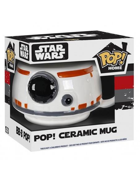 POP! STAR WARS - TAZA BB-8