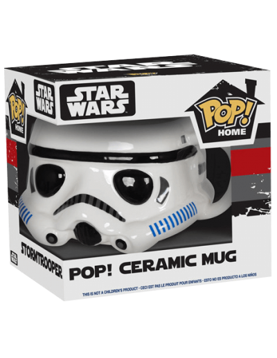 POP! STAR WARS - TAZA STORMTROOPER