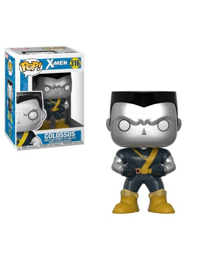 POP! MARVEL - COLOSSUS