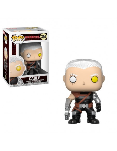 POP! MARVEL - CABLE