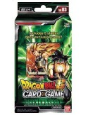 DB SUPER CARD GAME - THE DARK INVASION STARTER DECK