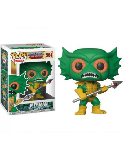 POP! MASTERS OF THE UNIVERSE - MER-MAN