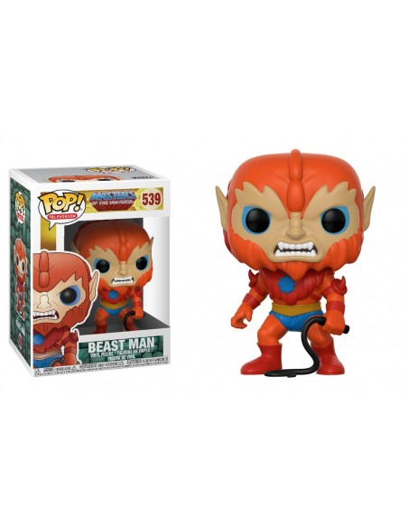 POP! MASTERS OF THE UNIVERSE - BEAST-MAN