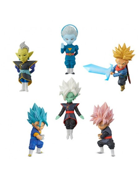 DRAGON BALL SUPER - WCF CHIBI SERIE 7