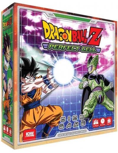 DRAGON BALL PERFECT CELL (INGLÉS)