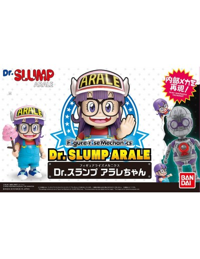 DR. SLUMP ARALE FIGURE RISE MECHANICS