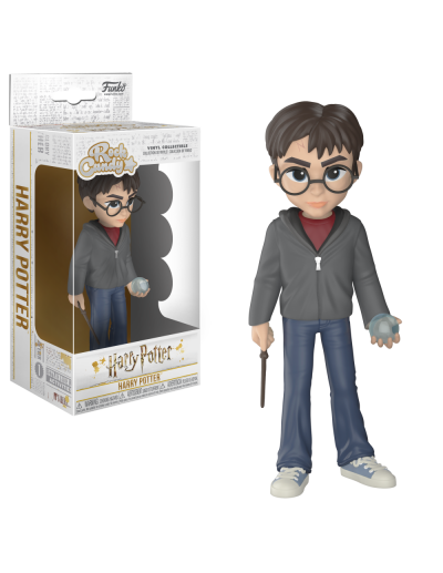 FUNKO ROCK CANDY HARRY POTTER  - HARRY WITH PROPHECY
