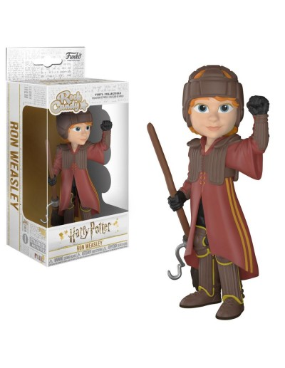 FUNKO ROCK CANDY HARRY POTTER  - RON QUIDDICH