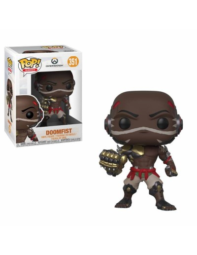 POP! OVERWATCH - DOOMFIST