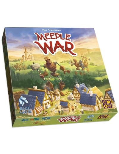 MEEPLE WAR (INGLÉS)