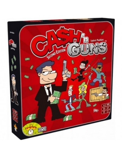 CASH AND GUNS SECOND EDITION