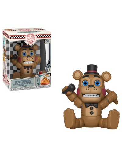 ARCADE VINYL FIVE NIGHTS AT FREDDY'S -  TOY FREDDY