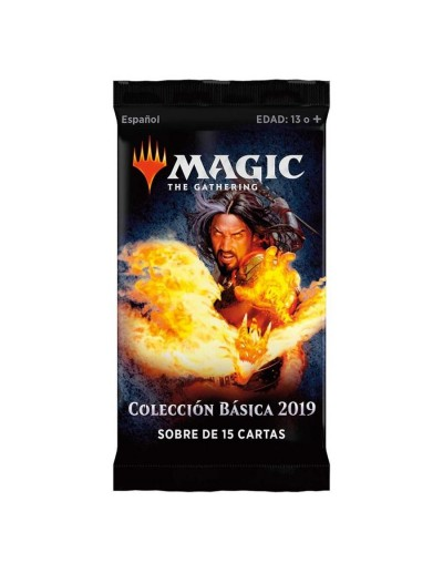 MAGIC - SOBRE CORE SET 2019