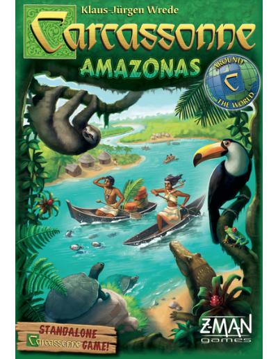 CARCASSONNE - AMAZONAS (INGLÉS)