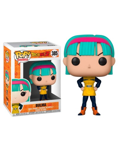 POP! DRAGON BALL Z - BULMA