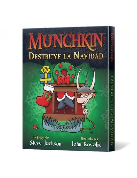 MUNCHKIN - DESTRUYE LA NAVIDAD
