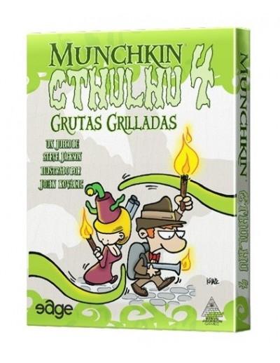 MUNCHKIN CTHULHU 4 - GRUTAS GRILLADAS