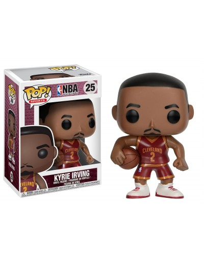 POP! NBA CLEVELAND CAVALIERS - KYRIE IRVING