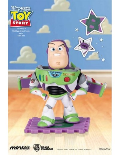 TOY STORY - BUZZ LIGHTYEAR MINI EGG ATTACK