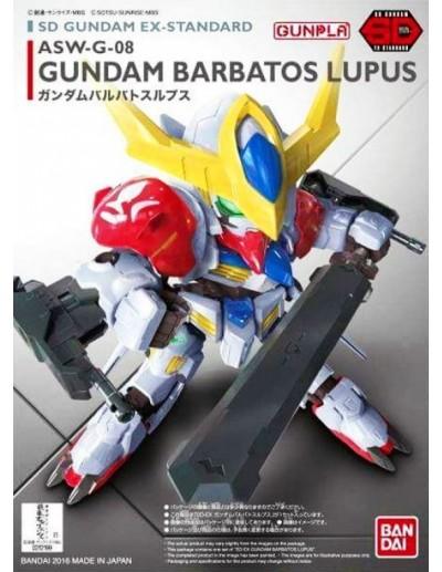 SD GUNDAM BARBATOS LUPUS EX STD
