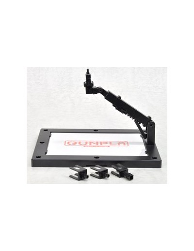 ACTION BASE 3 BLACK - EXPOSITOR