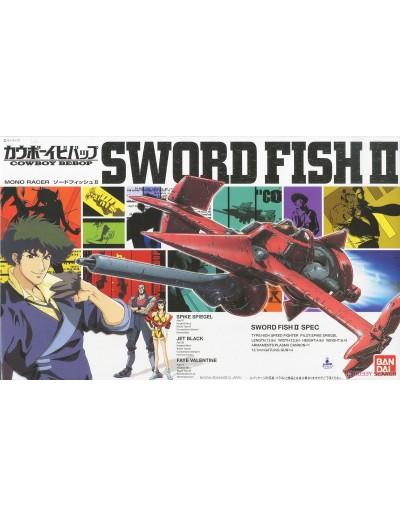 1/72 COWBOY BEBOP SWORD FISH II