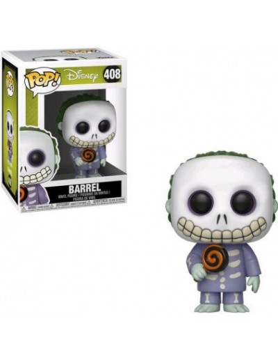 POP! NIGHTMARE BEFORE CHRISTMAS - BARREL