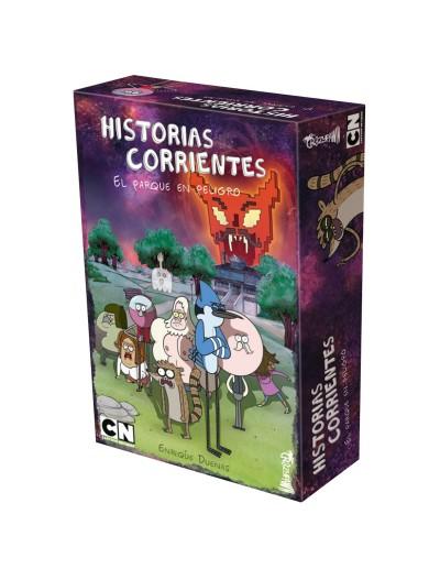HISTORIAS CORRIENTES - EL PARQUE EN PELIGRO