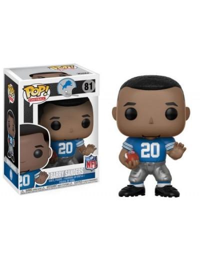 POP! NFL DETROIT LIONS - BARRY SANDERS