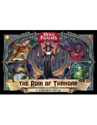 HERO REALMS - THE RUIN OF THANDAR (INGLÉS)